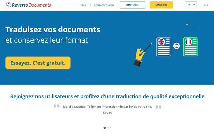 Reverso Documents