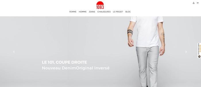 1083 site web