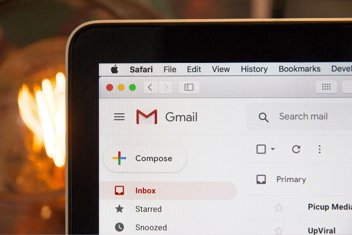 Gmail message tronqué