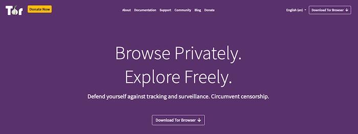 Tor navigateur anti tracking