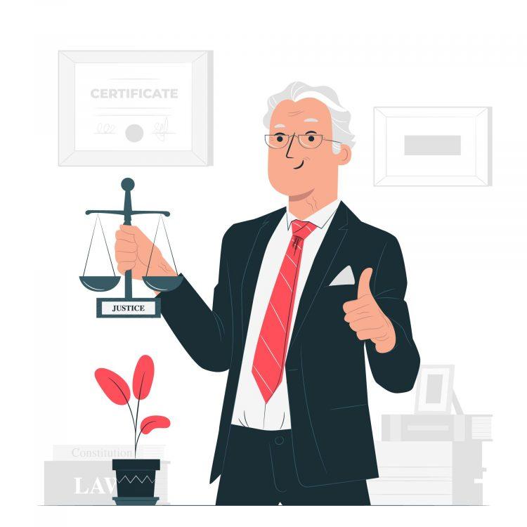 ecrire texte juridique