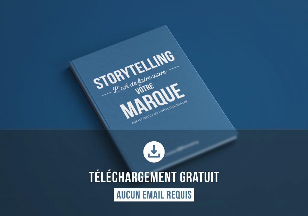 livre blanc gratuit storytelling marque