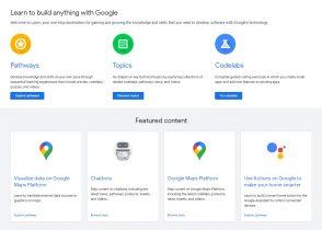 Google lance une plateforme de formation pour les développeurs