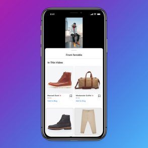 Instagram Shopping arrive sur IGTV et bientôt sur Reels