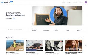 Zoom lance une marketplace pour monétiser des événements en ligne