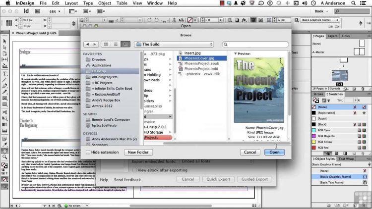outils plugin add on Indesign wordpress