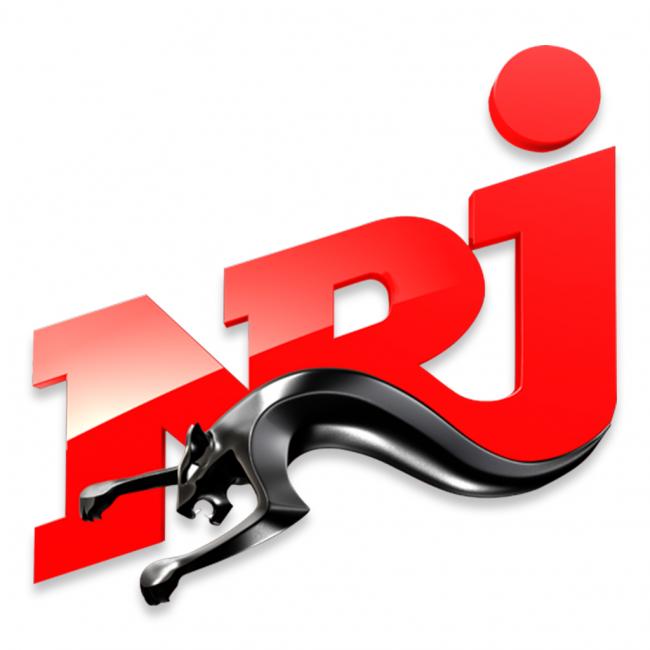 logo nrj panthere